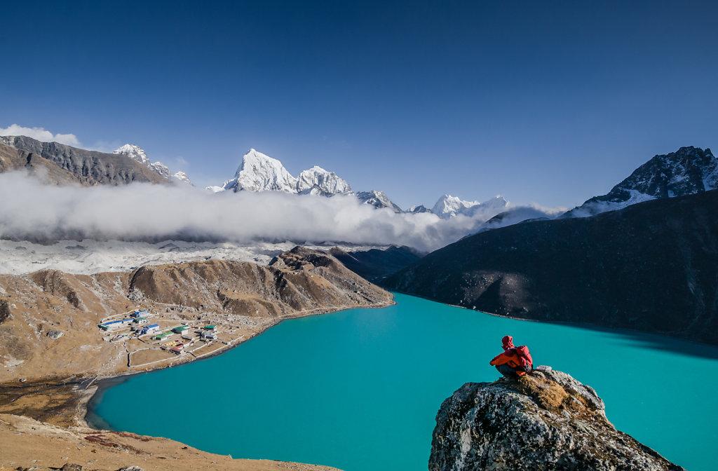Everest Trek.